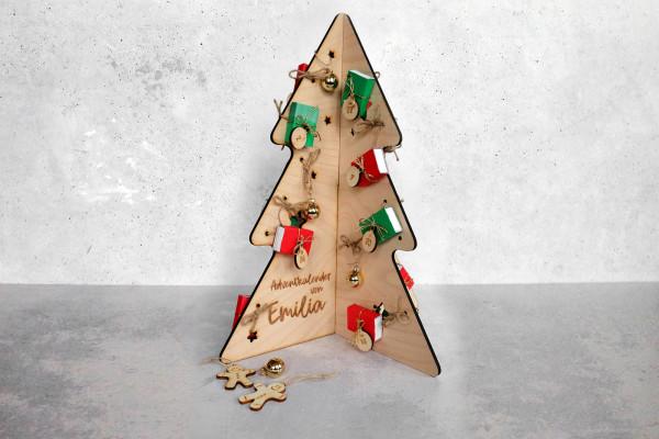 "Adventkalender ""Christbaum"""
